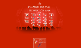 PREMIOS LOS MAS