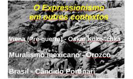 O Expressionismo em outros contextos