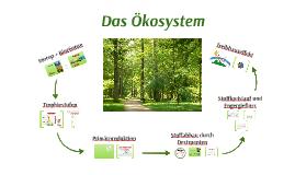 Das Ökosystem