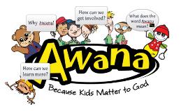 Awana Promo