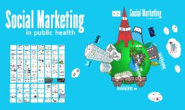 Social Marketing in public health