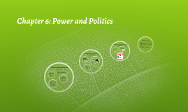 Chapter 6: Power and Politics