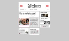 coffe houses