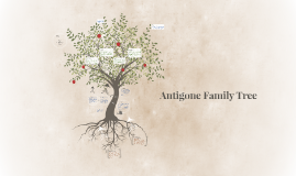 Copy of Antigone Family Tree