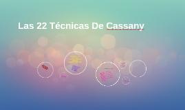 Transcrpción de 22 Técnicas de lectura crítica de Daniel Cas