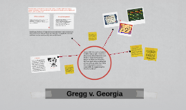 gregg v georgia I [] the petitioner, troy gregg, was charged with committing armed robbery and murder in accordance with georgia procedure in capital cases, the trial was in two stages, a guilt stage and a sentencing stage.