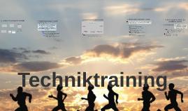 Techniktraining
