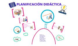 Copy of PLANIFICACION DIDACTICA