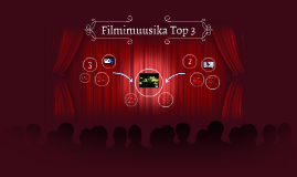 Filmimuusika Top 3