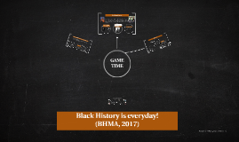 What is Black History?