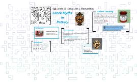 6th Grade IB Visual Art & Humanities