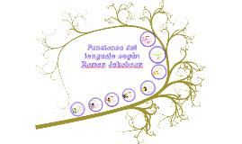 Copy of Funciones del lenguaje según Roman Jakobson