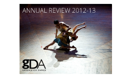 ANNUAL REVIEW 2012-13