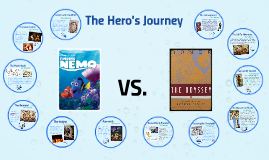 odyssey vs finding nemo Finding nemo is one of my favorite movies to watch the story tells of a fretful,  overprotective, clownfish father named marlin, who loses his son.