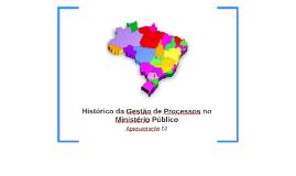 Copy of Gestão de Processos no Ministério Público