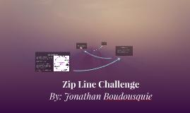 Zip Line Challenge