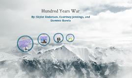 Midevil Times: Hundred Years War