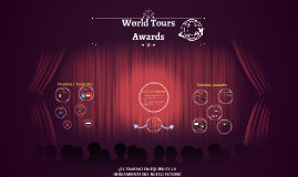 World Tours AWARDS