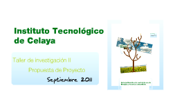 Copy of En camino a la sustentabilidad