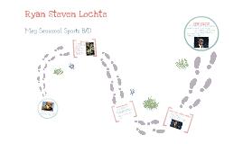 Ryan Steven Lochte