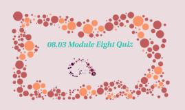 Copy of 08.03 Module Eight Quiz