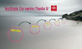 Instituto Cervantes Manila 16'