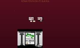 Róma fénykorában