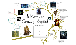 Welcome to Fantasy English!