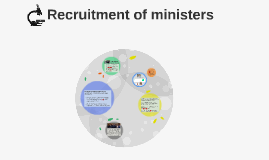 Recruitment of ministers
