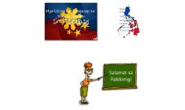 Copy of Report in Filipino