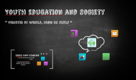 Youth education and society