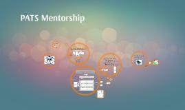 PATS Mentorship