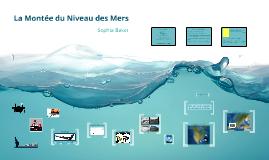La Montée du Niveau des Mers