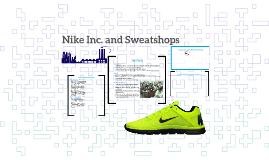 nike sweat shops essay