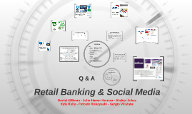 Retail Banking & Social Media