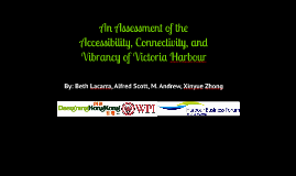 An Assessment of the Accessibility, Connectivity, and Vibran