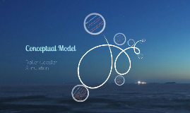 Conceptual Model: Roller Coaster Simulation