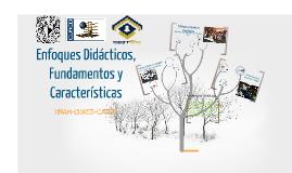 Copy of Enfoques didácticos, fundamentos y características