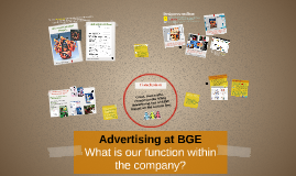 Copy of Advertising at BGE
