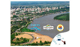 Presentación de Paraná en Min.de Turismo 2012