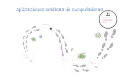 Aplicaciones Gráficas de Computadoras.