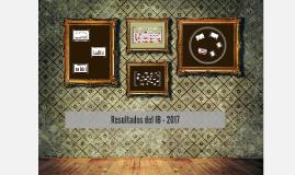 Resultados del diploma 2016