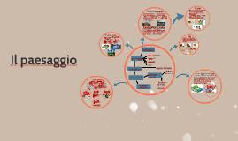 Copy of Il paesaggio