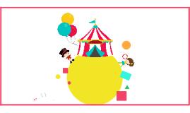 """"""" El increible circo de las figuras geométricas como estraté"""