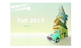 Global - Fall 2013