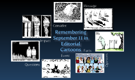 9/11 Editorial Cartoons