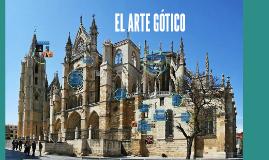 Copy of EL ARTE GÓTICO