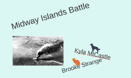 Midway Islands Battle