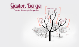 Copy of Gaston Berger