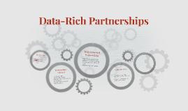 Data-Rich Partnerships